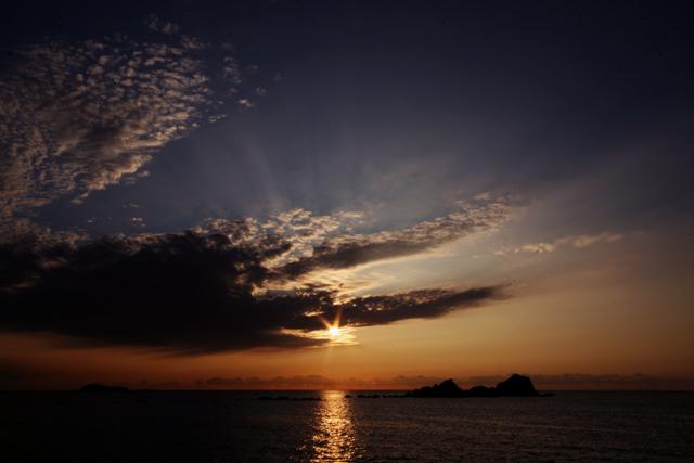 壁島の夕陽_d0074828_2249465.jpg