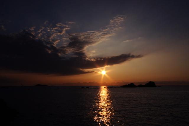 壁島の夕陽_d0074828_2250120.jpg
