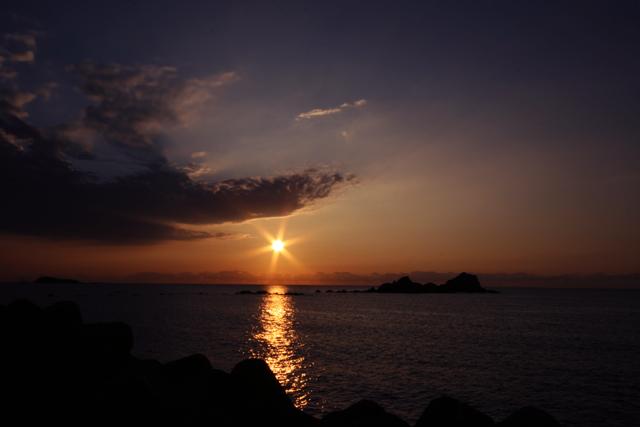 壁島の夕陽_d0074828_22501459.jpg