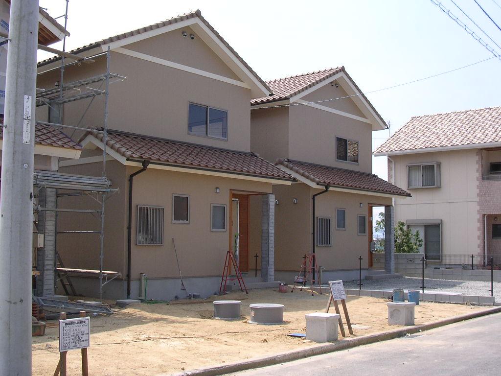 新築賃貸一戸建、完成しまーす!!_f0140433_16443735.jpg