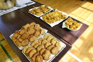 2007年10月2日(火) 収穫祭_a0062127_17421117.jpg