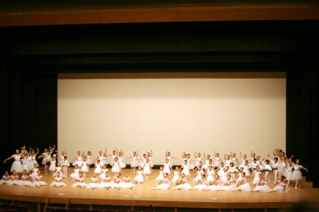 須貝りさクラシックバレエ教室発表会 ♪リハーサル♪_d0082356_913884.jpg