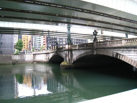 日本橋の上の高速道路が消える日_a0107574_19105863.jpg