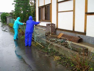 塀工事ビフォ-・アフタ-_a0059217_16541958.jpg
