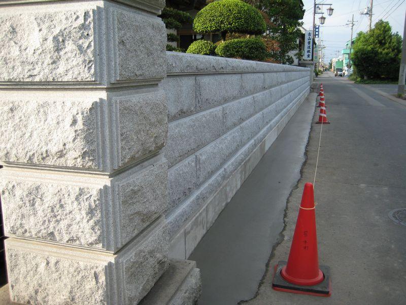 塀工事ビフォ-・アフタ-_a0059217_1763936.jpg