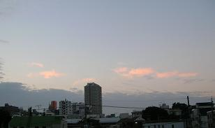 夜明けの空_f0139963_6122196.jpg