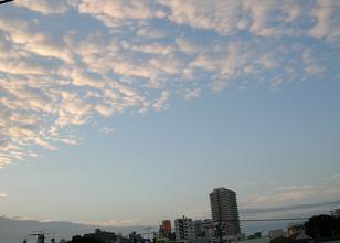夜明けの空_f0139963_6125255.jpg