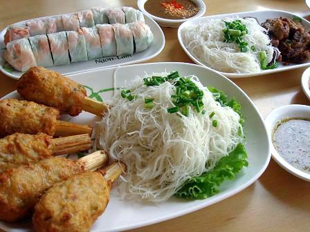 バンコクでベトナム料理 : Life ...