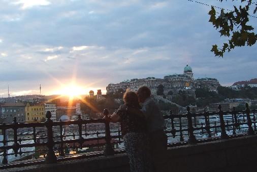 より美しい2人 ・・ ♥    ~ Budapest ブダペスト  ~_c0042797_18382248.jpg