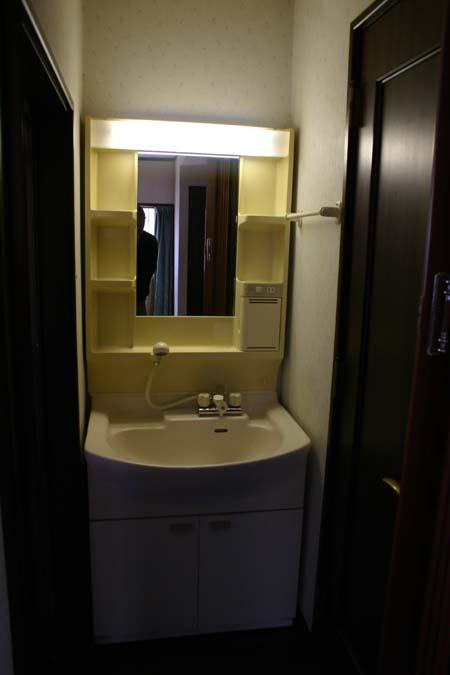奈良のお家 洗面所 トイレ_e0074935_10452222.jpg
