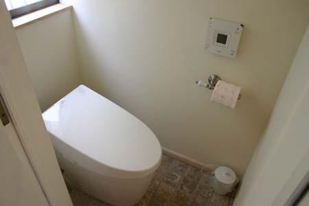 奈良のお家 洗面所 トイレ_e0074935_12422288.jpg