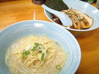 中富(なかふ)@鳥取 ★★ (つけ麺・あつあつ)_f0080612_22324121.jpg