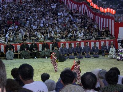 """2007『""""くんち""""の夕べ』_d0052485_2359302.jpg"""