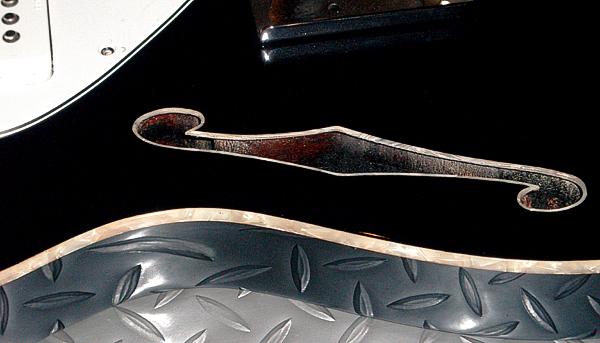 Moderncaster Solid Thinline #004の塗装が完了!_e0053731_1930219.jpg