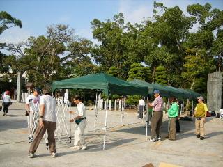 2007/10/6~7  第9回 行橋~別府100キロウォーク_f0043559_17302780.jpg