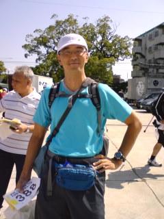 2007/10/6~7  第9回 行橋~別府100キロウォーク_f0043559_17312947.jpg
