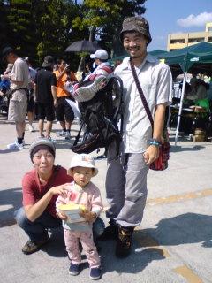 2007/10/6~7  第9回 行橋~別府100キロウォーク_f0043559_17314529.jpg
