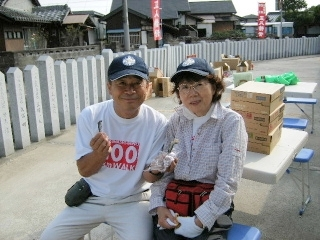 2007/10/6~7  第9回 行橋~別府100キロウォーク_f0043559_17362046.jpg