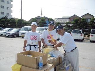 2007/10/6~7  第9回 行橋~別府100キロウォーク_f0043559_17370100.jpg