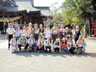 2007/10/6~7  第9回 行橋~別府100キロウォーク_f0043559_1737348.jpg