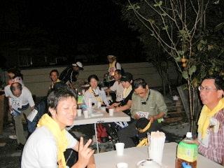 2007/10/6~7  第9回 行橋~別府100キロウォーク_f0043559_17383379.jpg