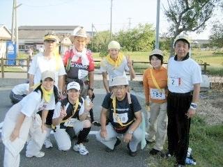 2007/10/6~7  第9回 行橋~別府100キロウォーク_f0043559_1738532.jpg