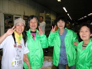 2007/10/6~7  第9回 行橋~別府100キロウォーク_f0043559_17385465.jpg