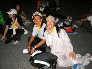 2007/10/6~7  第9回 行橋~別府100キロウォーク_f0043559_17402921.jpg