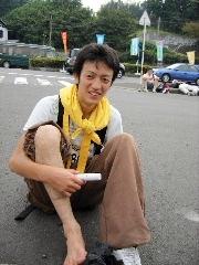 2007/10/6~7  第9回 行橋~別府100キロウォーク_f0043559_17404812.jpg
