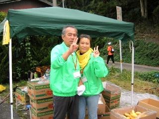 2007/10/6~7  第9回 行橋~別府100キロウォーク_f0043559_17405880.jpg