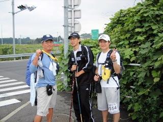 2007/10/6~7  第9回 行橋~別府100キロウォーク_f0043559_17413448.jpg