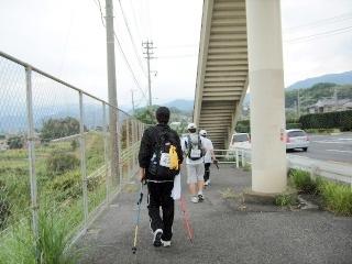 2007/10/6~7  第9回 行橋~別府100キロウォーク_f0043559_1741465.jpg