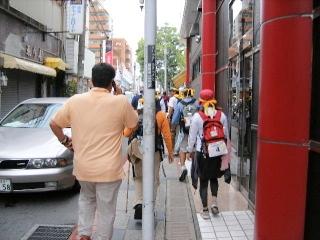 2007/10/6~7  第9回 行橋~別府100キロウォーク_f0043559_17422020.jpg