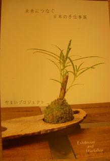 未来につなぐ、日本の手仕事展_e0109554_11371178.jpg