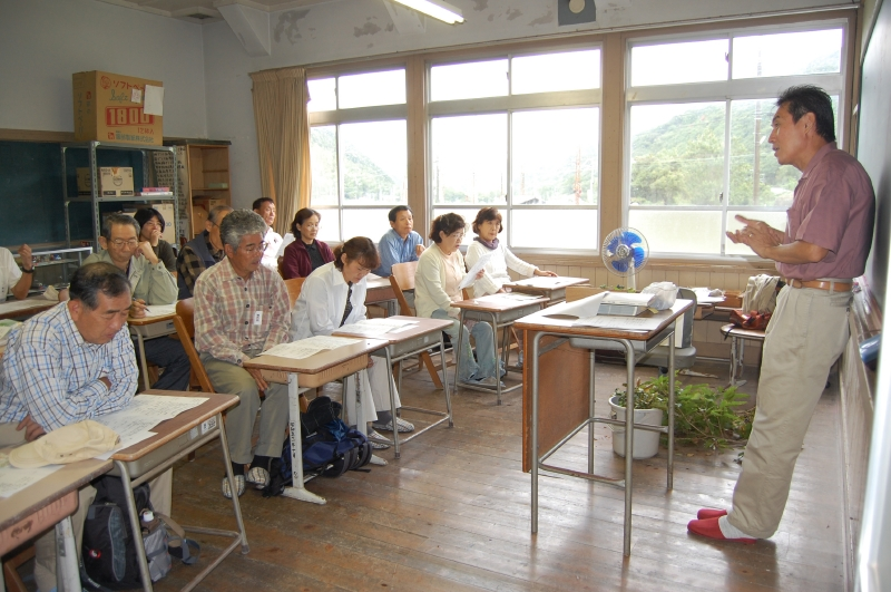 H19年10月度「大人の林間学校」_c0108460_21354092.jpg