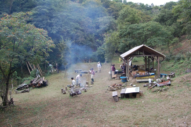 H19年10月度「大人の林間学校」_c0108460_22564530.jpg