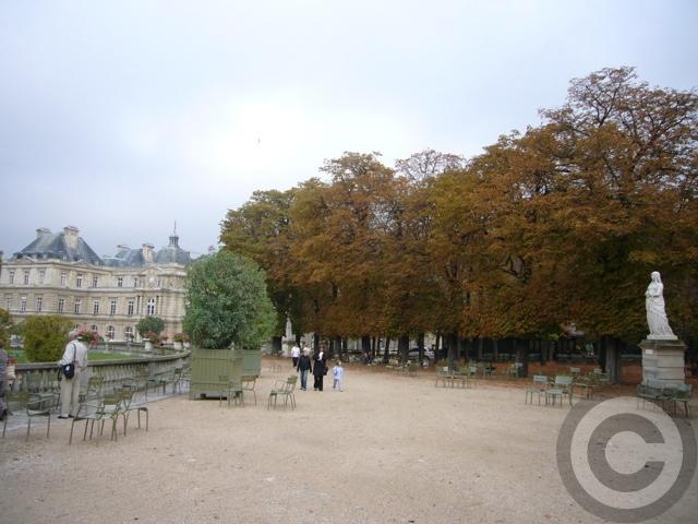 ■秋のリュクサンブルグ公園(パリ)_a0008105_19223875.jpg