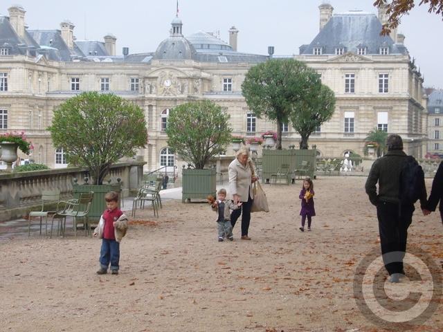 ■秋のリュクサンブルグ公園(パリ)_a0008105_1923081.jpg