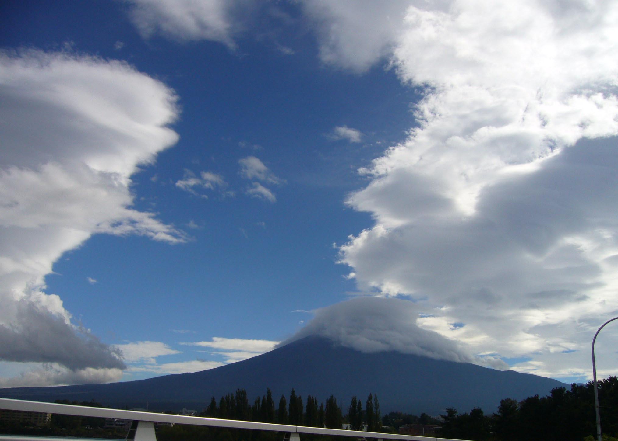 翌日の富士山_d0091994_072725.jpg