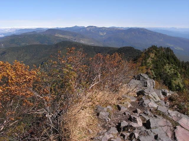 10月10日、四阿(あずまや)山に登る_f0138096_18355269.jpg