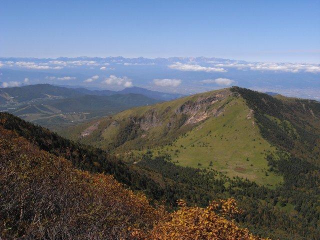 10月10日、四阿(あずまや)山に登る_f0138096_18364236.jpg