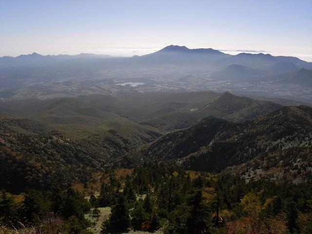 10月10日、四阿(あずまや)山に登る_f0138096_18403568.jpg
