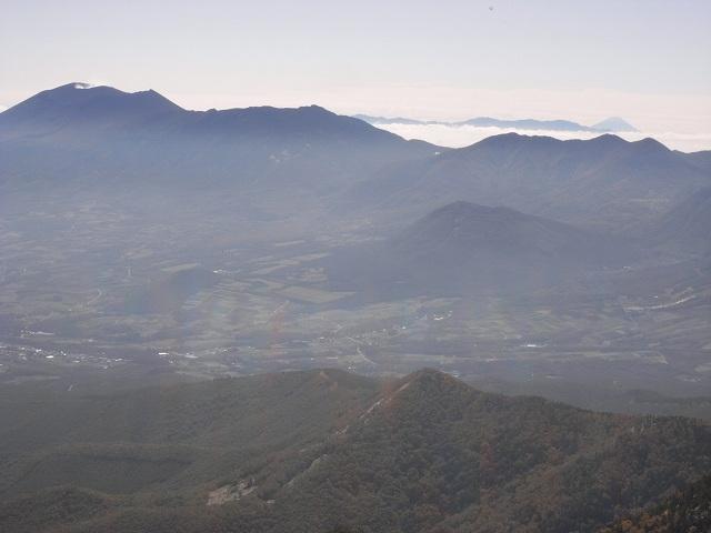 10月10日、四阿(あずまや)山に登る_f0138096_18421957.jpg