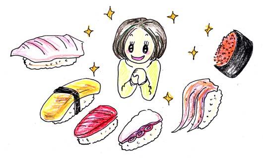 sushi☆_b0116722_0514582.jpg