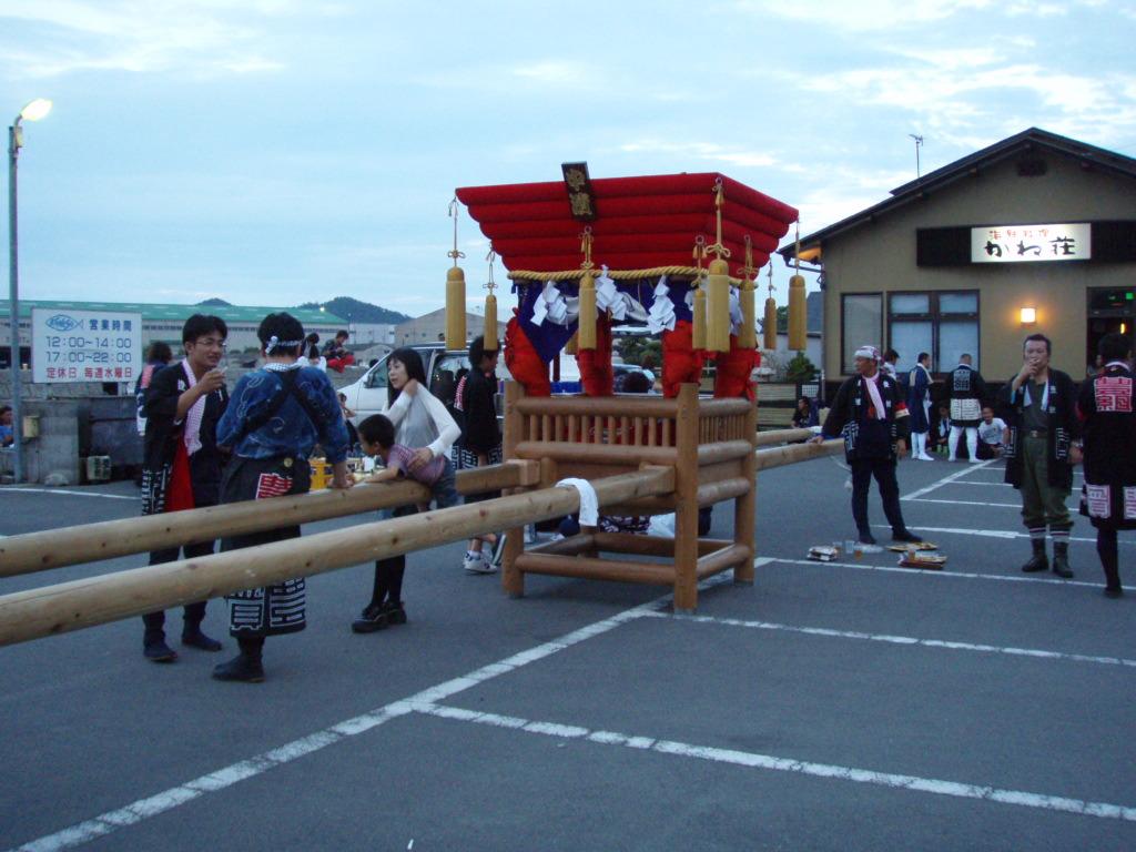 多和神社秋の大祭・ちょうさ : k...