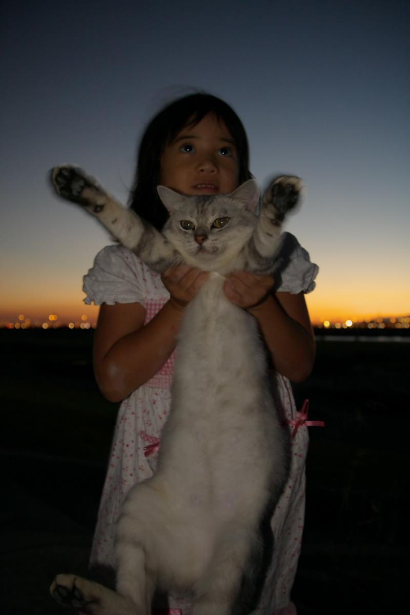 猫と・・・ Part3_f0021869_914574.jpg