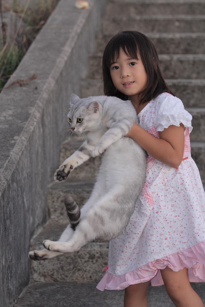 猫と・・・ Part3_f0021869_9181928.jpg