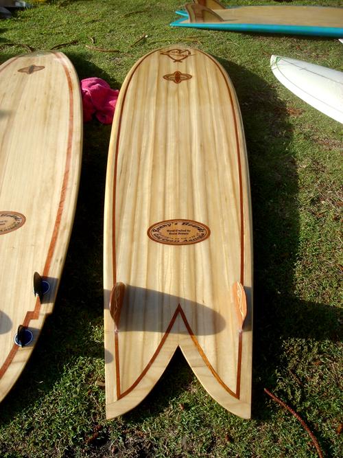 P023 木製サーフボード_f0150051_141311100.jpg