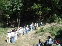 多奈川小学校遠足サポート_c0108460_1712472.jpg