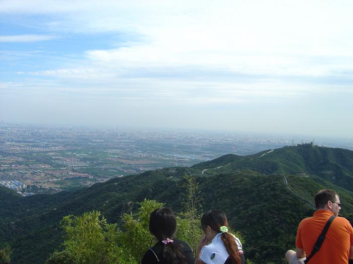 9/27   香山の頂上より_f0072976_164362.jpg